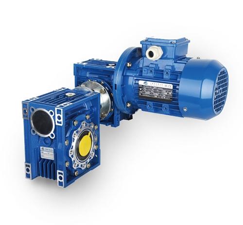 DRV带电机双蜗轮蜗杆减速机