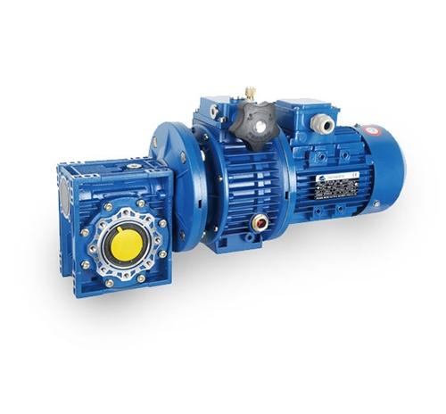 UDL-NMRV无级变速器与蜗轮蜗杆减速机组合