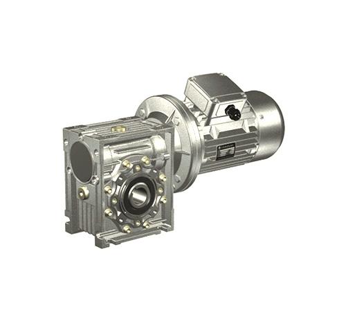 WJ系列(铝合金)中空轴型涡轮减速器